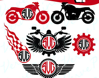 Motorcycle svg #6, Download drawings