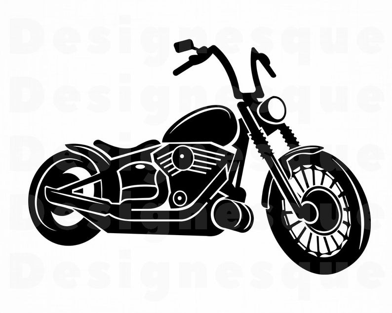 motorcycle svg free #41, Download drawings