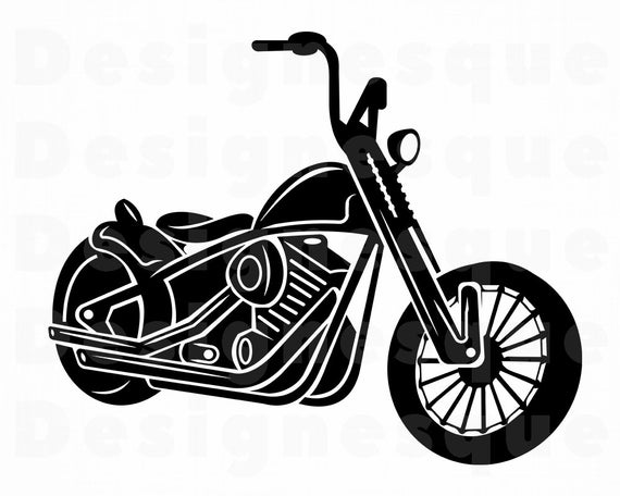 motorcycle svg free #39, Download drawings