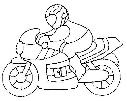 Motos coloring #2, Download drawings