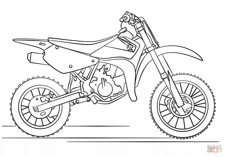 Motos coloring #5, Download drawings