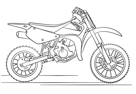 Motos coloring #6, Download drawings