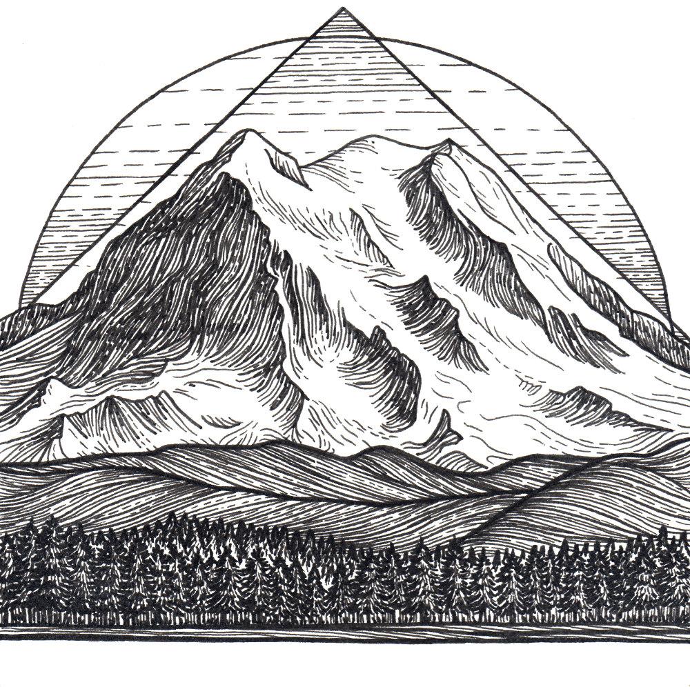 Mount Adams clipart #11, Download drawings