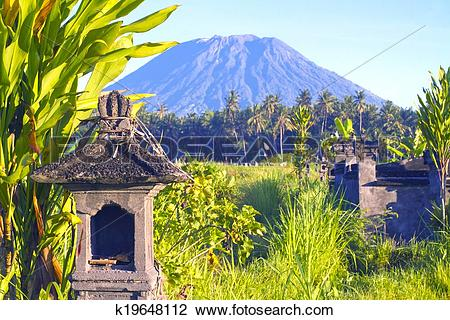 Mount Agung clipart #7, Download drawings