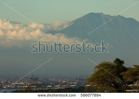 Mount Agung clipart #17, Download drawings