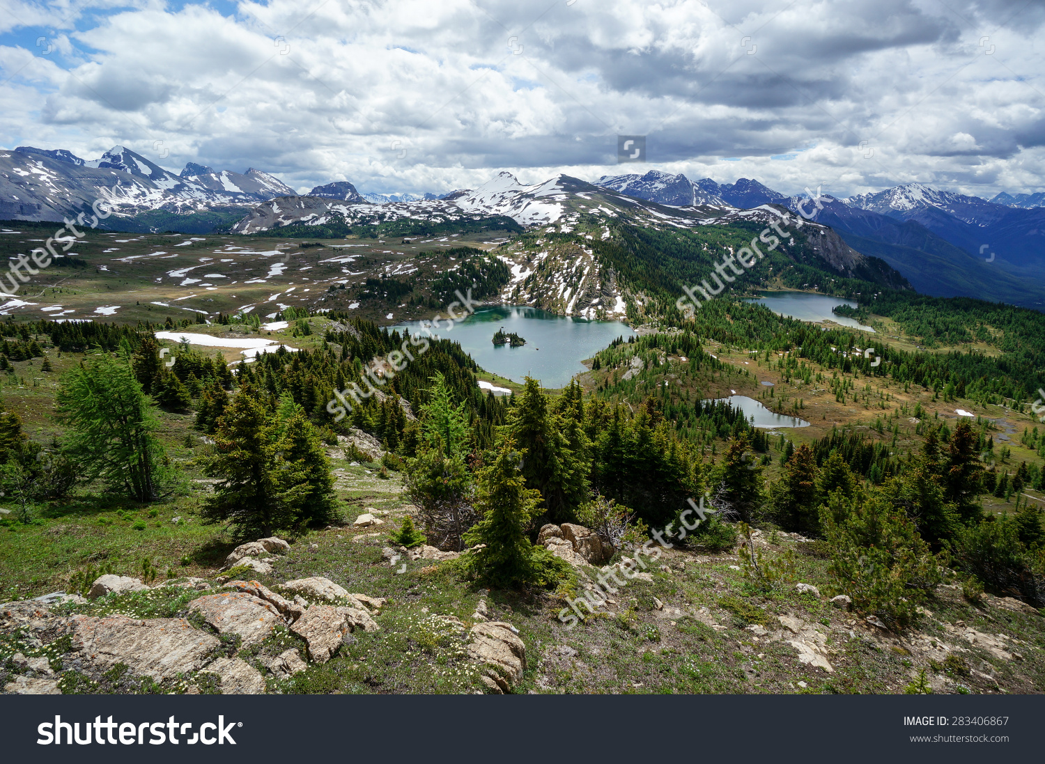 Mount Assiniboine clipart #3, Download drawings