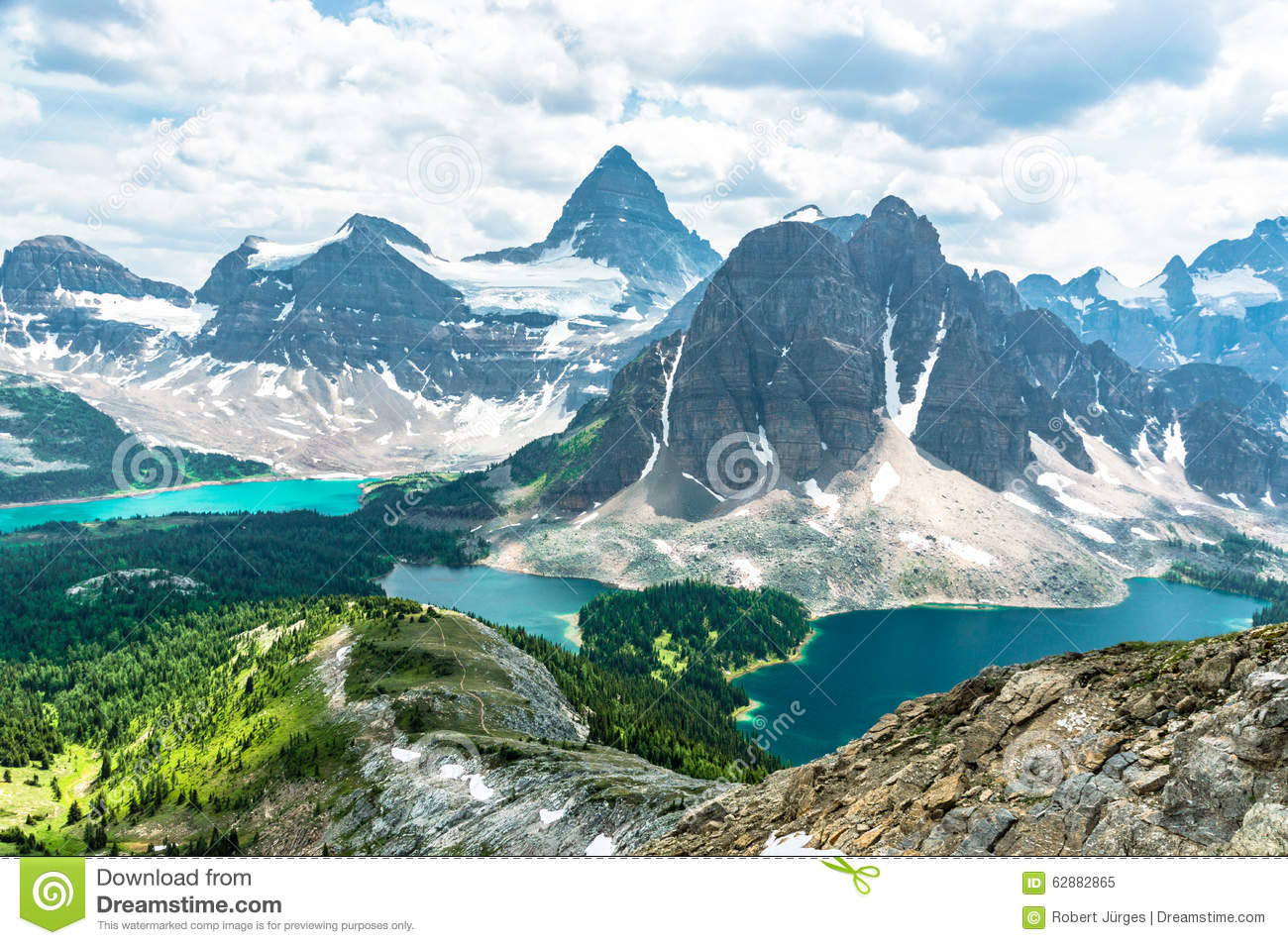 Mount Assiniboine clipart #7, Download drawings