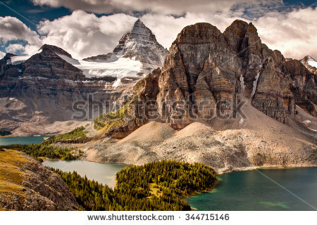 Mount Assiniboine clipart #6, Download drawings