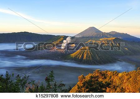 Mount Bromo clipart #9, Download drawings