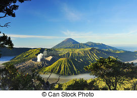 Mount Bromo clipart #6, Download drawings