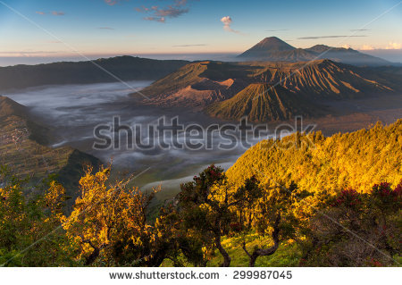Mount Bromo clipart #10, Download drawings