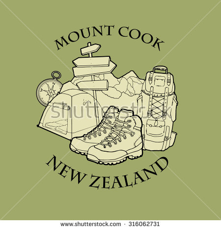 Mount Cook clipart #12, Download drawings