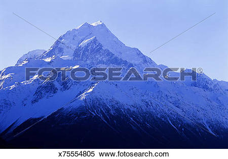 Mount Cook clipart #6, Download drawings