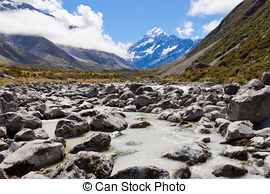Mount Cook clipart #4, Download drawings