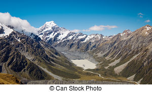 Mount Cook clipart #15, Download drawings