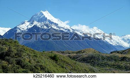 Mount Cook clipart #10, Download drawings