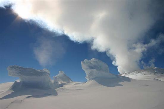 Mount Erebus clipart #1, Download drawings