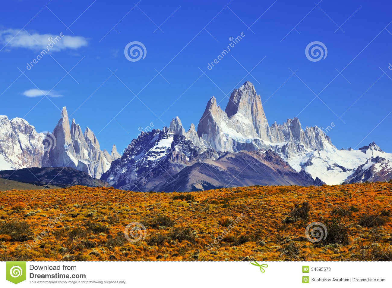 Mount Fitzroy clipart #14, Download drawings