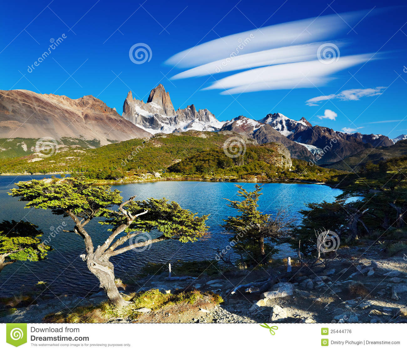 Mount Fitzroy clipart #12, Download drawings