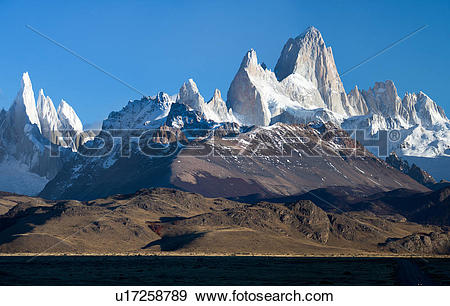 Mount Fitzroy clipart #17, Download drawings