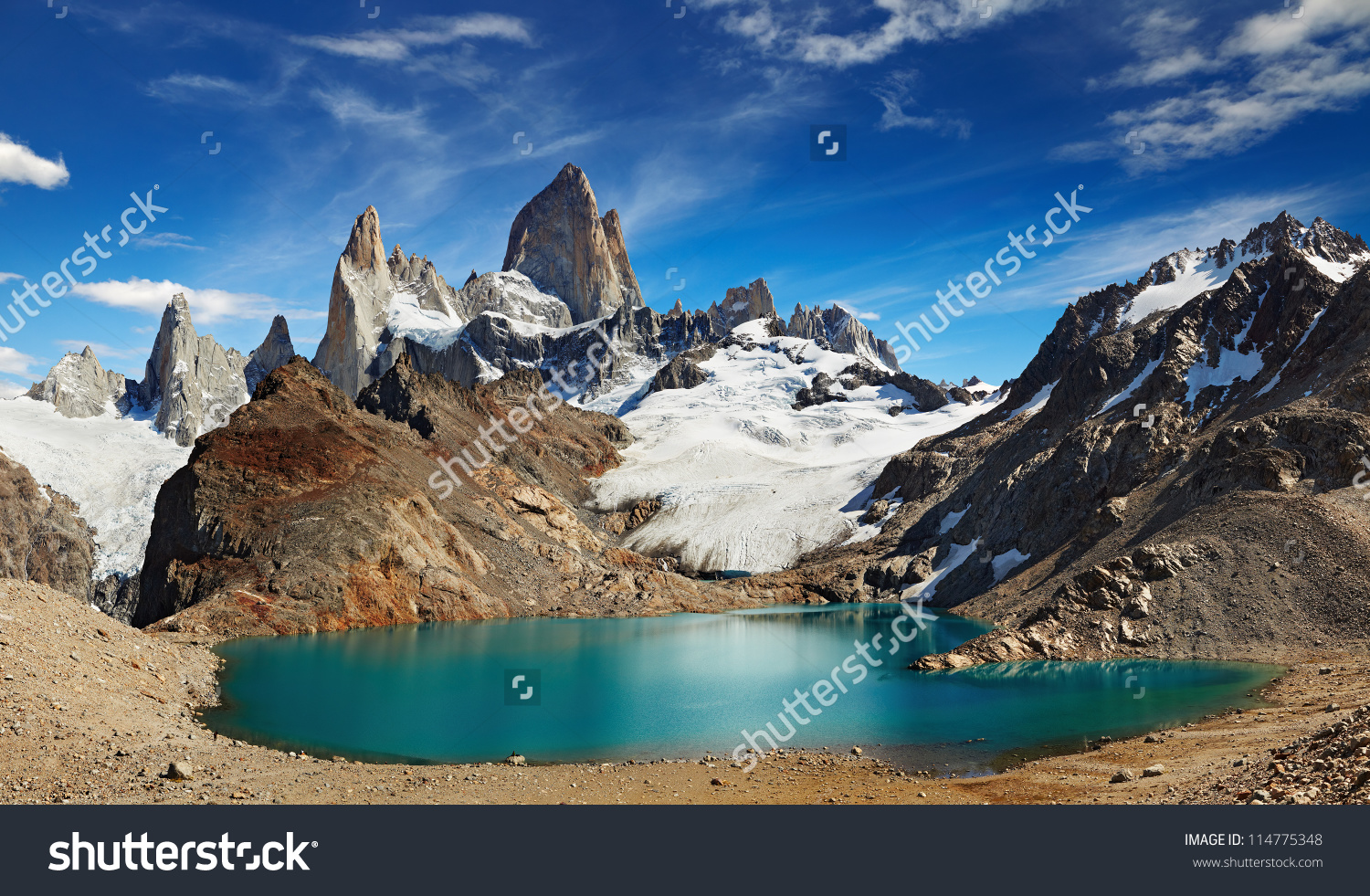 Mount Fitzroy clipart #6, Download drawings