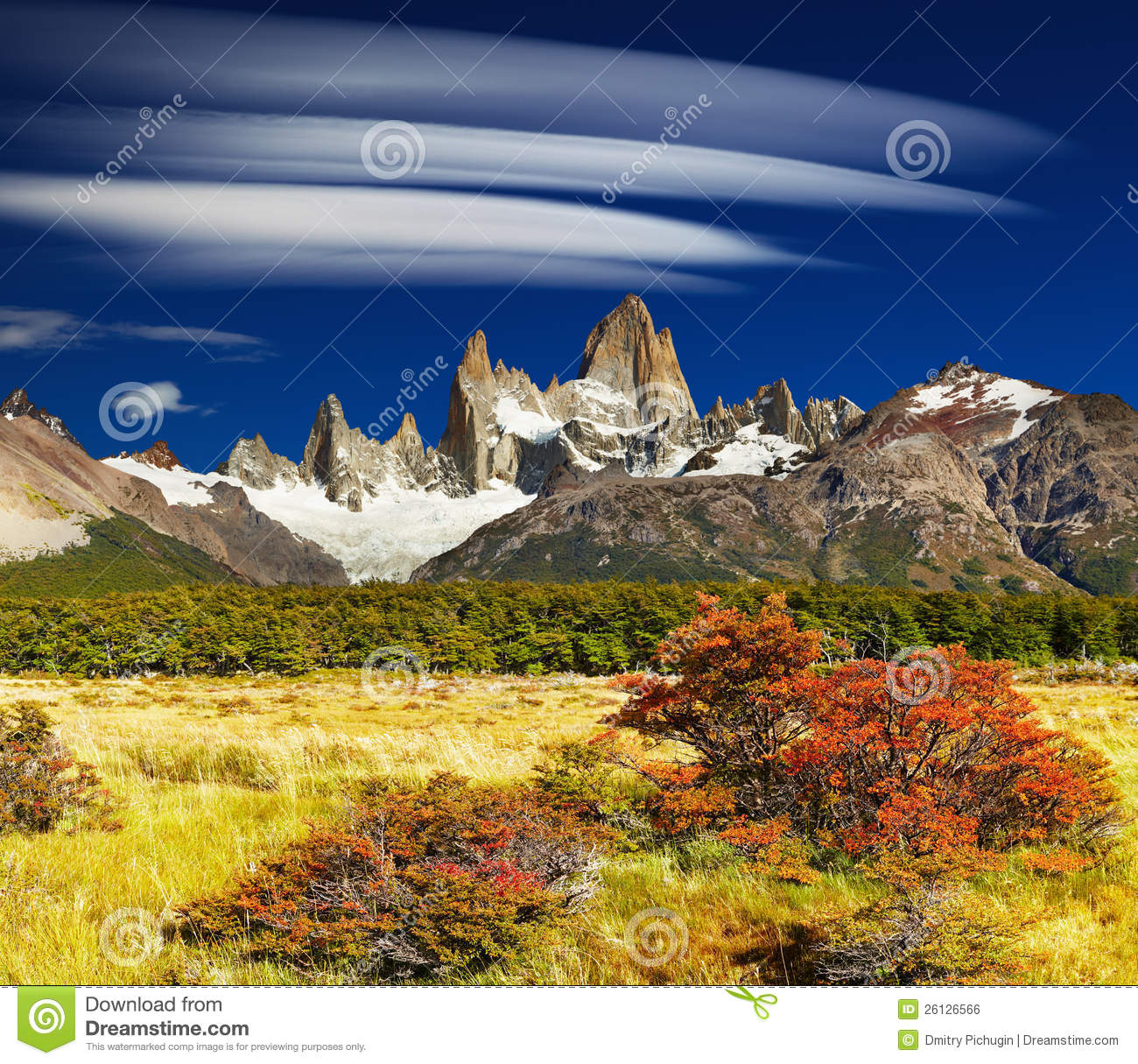 Mount Fitzroy clipart #15, Download drawings
