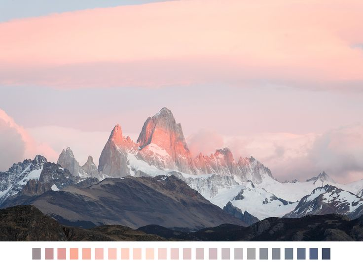Mount Fitzroy coloring #9, Download drawings