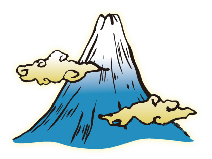Mount Fuji clipart #3, Download drawings