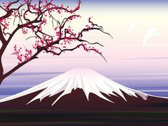 Mount Fuji clipart #5, Download drawings