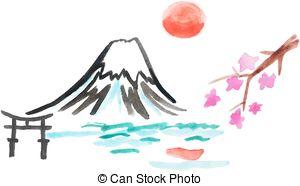 Mount Fuji clipart #20, Download drawings