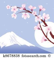 Mount Fuji clipart #18, Download drawings