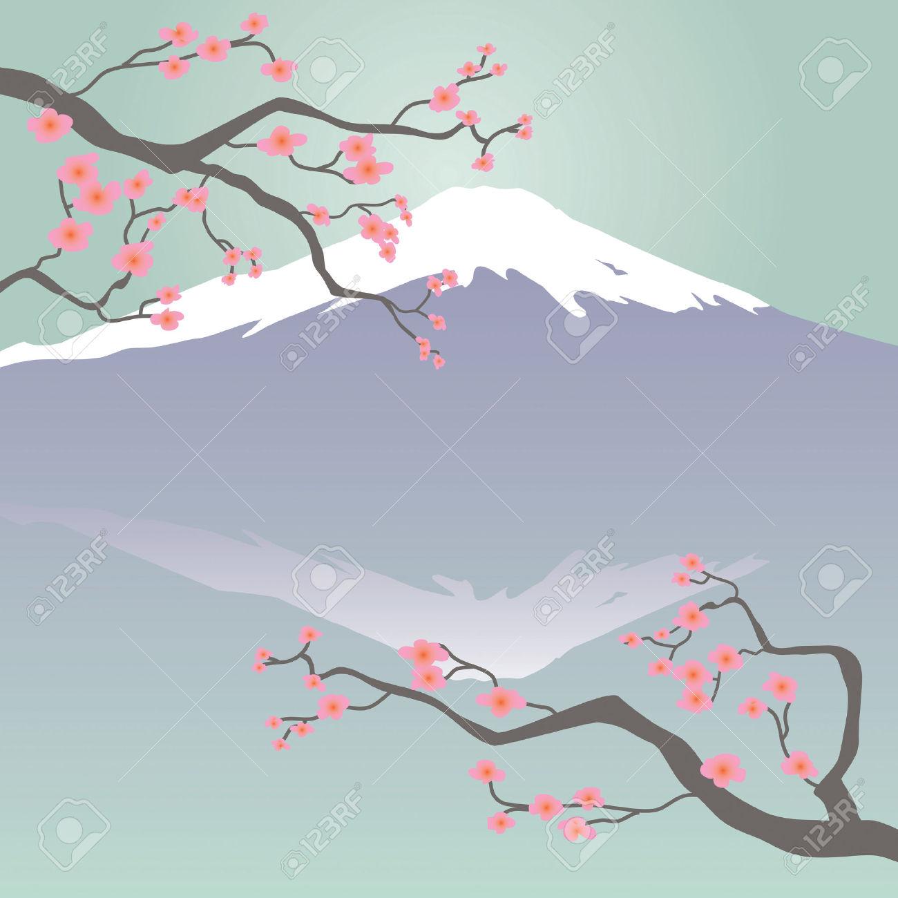 Mount Fuji clipart #10, Download drawings