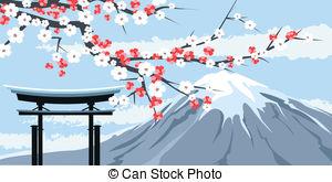 Mount Fuji clipart #15, Download drawings