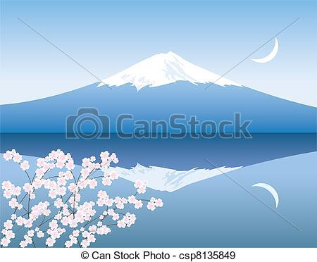 Mount Fuji clipart #13, Download drawings