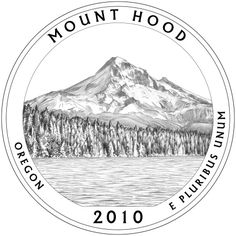 Mount Hood coloring #10, Download drawings