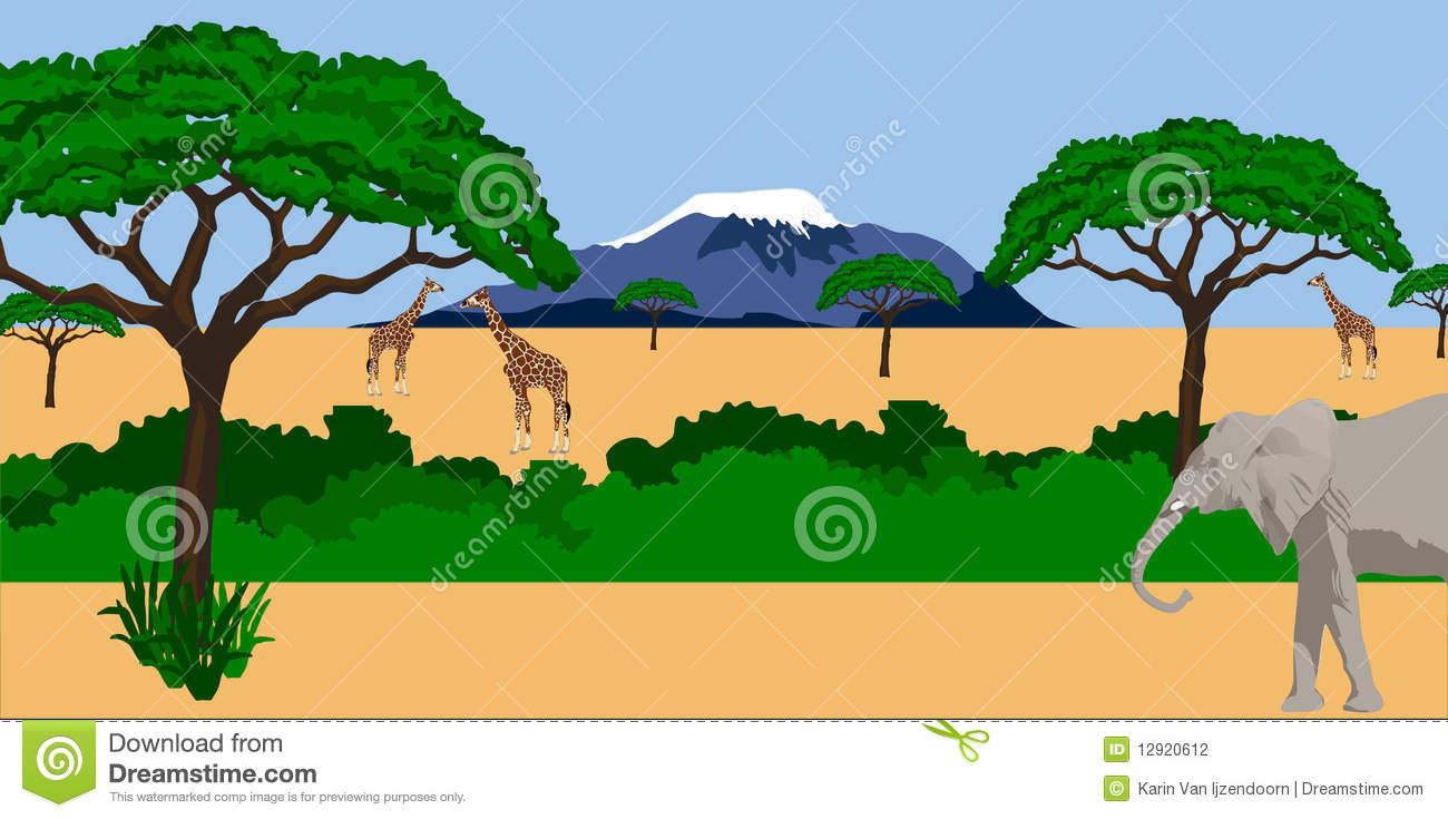 Mount Kilimanjaro clipart #14, Download drawings