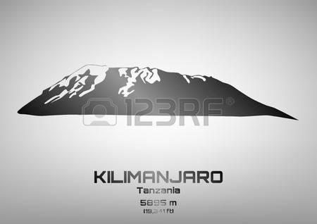 Mount Kilimanjaro clipart #12, Download drawings