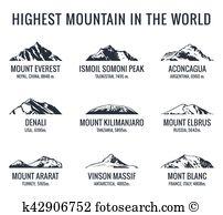 Mount Kilimanjaro clipart #7, Download drawings