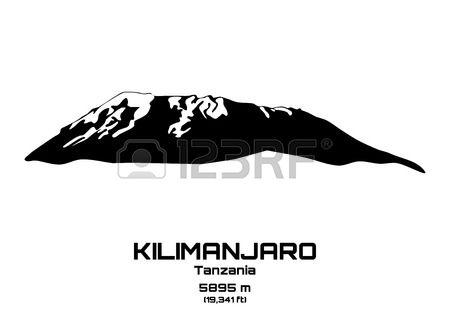 Mount Kilimanjaro clipart #6, Download drawings