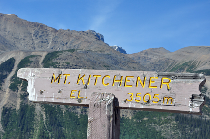 Mount Kitchener clipart #3, Download drawings