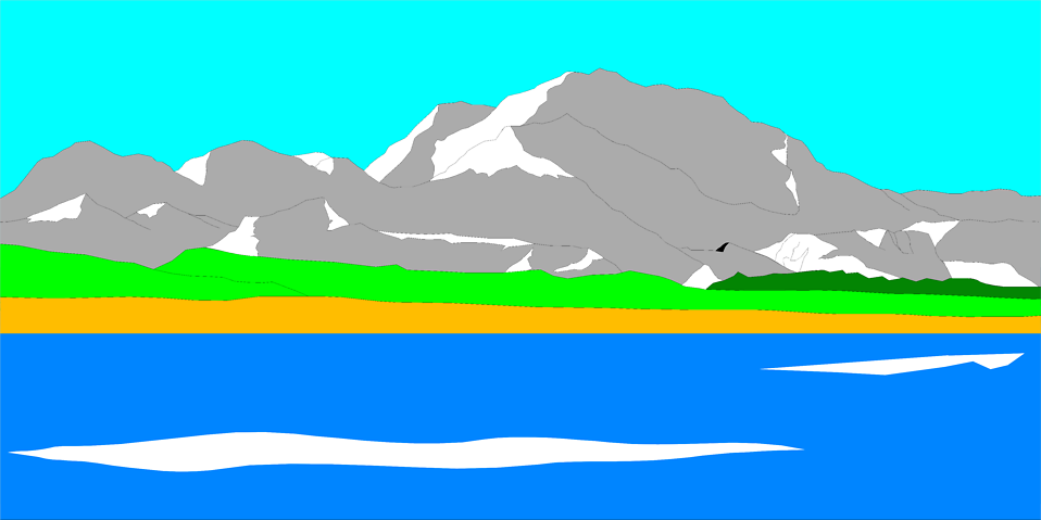 Mount McKinley clipart #12, Download drawings