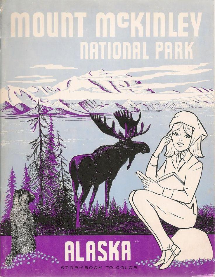 Mount McKinley coloring #13, Download drawings