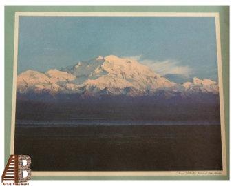 Mount McKinley coloring #12, Download drawings