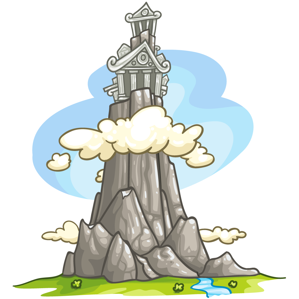 Mount Olympus clipart #8, Download drawings