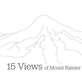 Mount Rainier coloring #7, Download drawings
