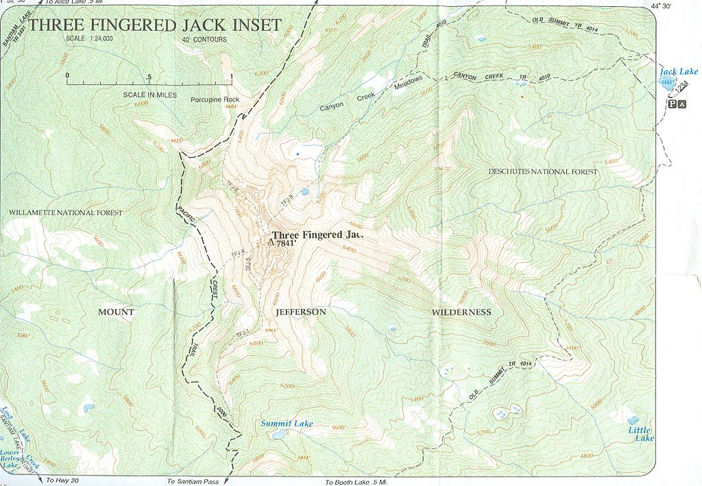 Mount Three Fingered Jack svg #14, Download drawings