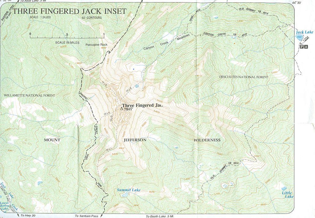 Mount Three Fingered Jack svg #14, Download drawings