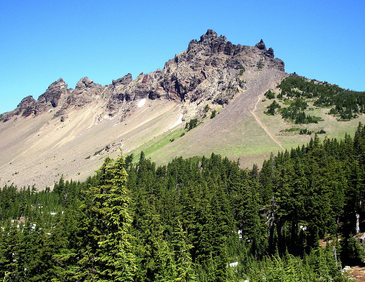 Mount Three Fingered Jack svg #18, Download drawings