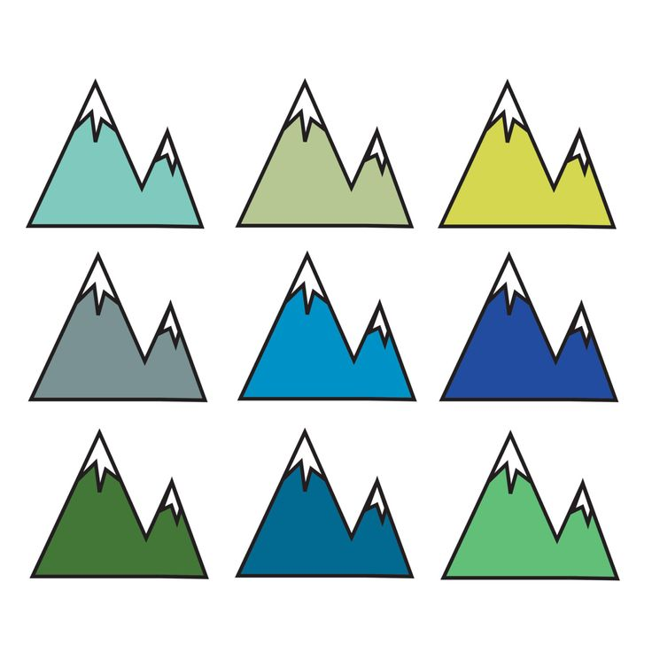 Mountain clipart #8, Download drawings