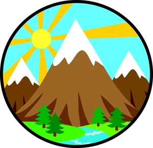 Mountain clipart #14, Download drawings
